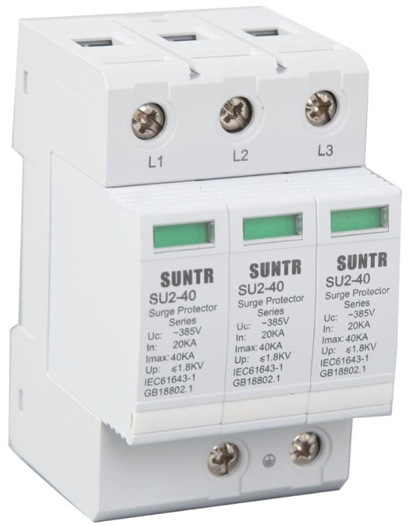 SU2系列交流电涌保护器